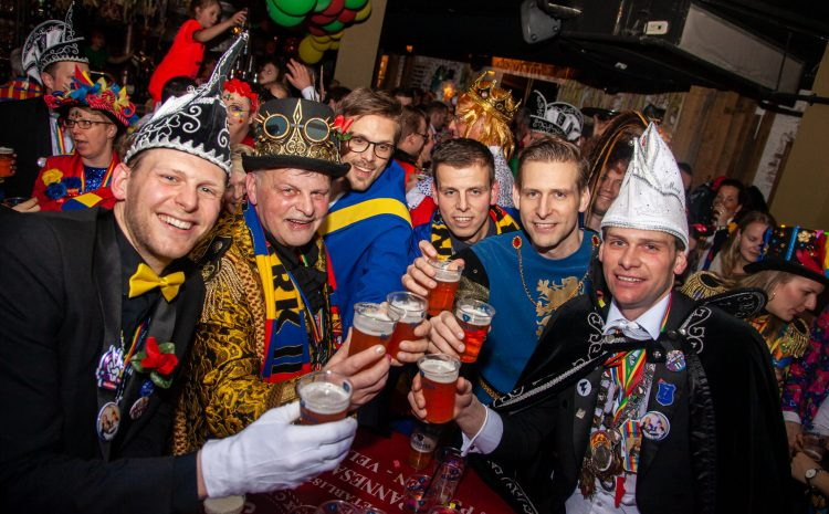 Carnavalsseizoen anders door coronavirus
