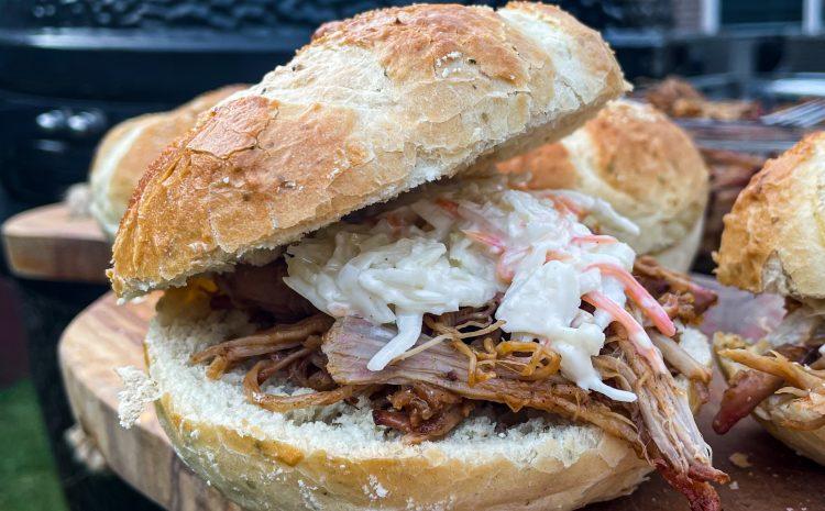 Prinsheerlijk BBQ met De Peelstrekels: Pulled Pork